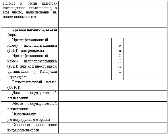 анкета клиента сбербанка образец - фото 11