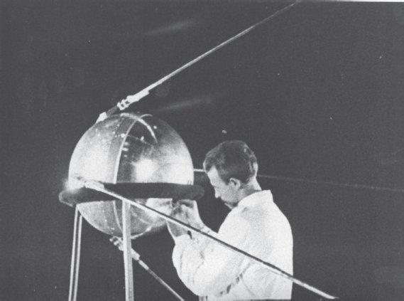 Сборка «Простейшего спутника»