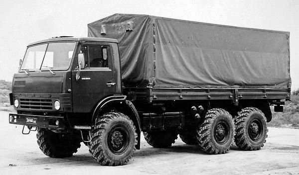 6-тонный вариант 43101 с
