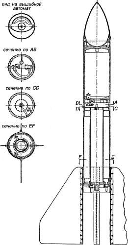 Ракета «РЛА-2» (проект ГДЛ)
