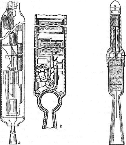 Ракеты Роберта Годдарда: Слева