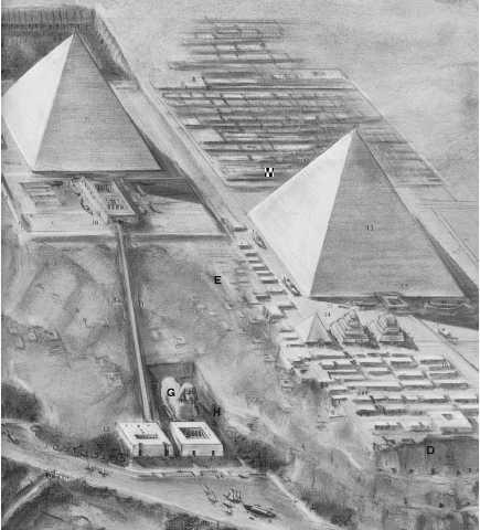 И храмы молчаливые стражи египта