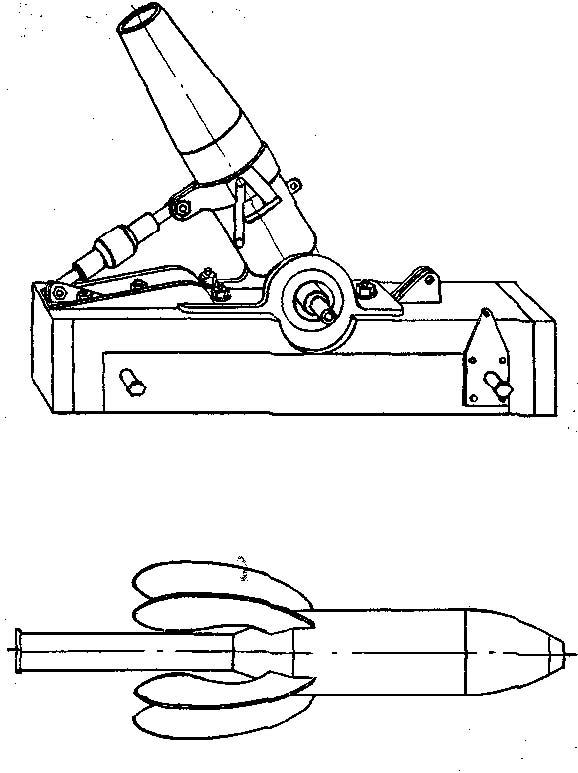 58-мм минометы Дюмезиля