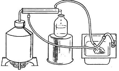 Самогон на диких дрожжах ржи – кулинарный рецепт