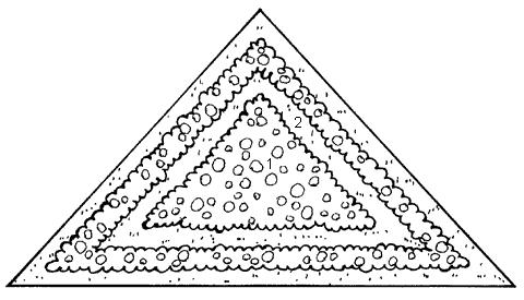 4 – оформление клумбы