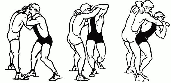 картинки греко римская борьба