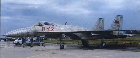 ЗАРОЖДЕНИЕ ПРОЕКТА «СУ-27» / Самолеты мира 2005 01