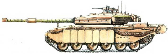 Основной боевой танк «Десерт