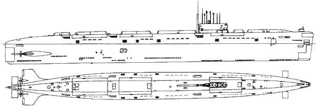 ПЛАРК проекта 659