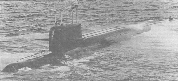 ПЛАРК проекта 667М