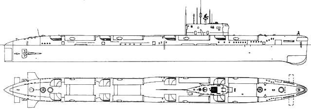 ПЛАРК проекта 675