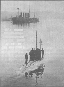 подводная байдарка сом 1904