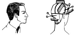 Схема стрижек базовых