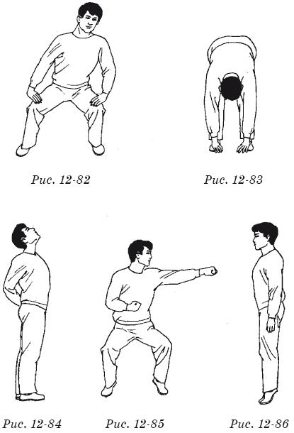 Шейно-грудной остеохондроз упражнения картинки