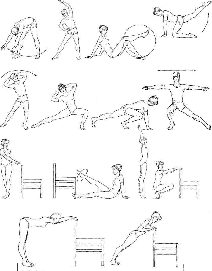 гимнастика | Записи с меткой